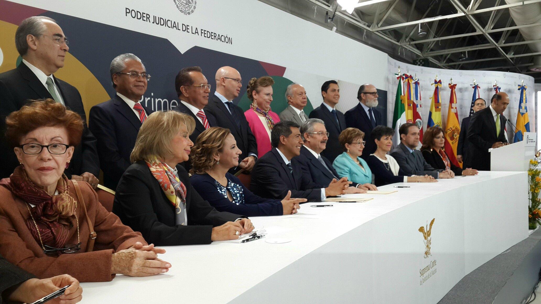 """La Dra. Susana Medina de Rizzo participa  del Primer Encuentro Internacional  """"Juzgando con Perspectiva de Género"""""""