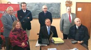 El Superior Tribunal de Justicia llevó a cabo su Acuerdo General 19/16 en el Salón Cultural de la ciudad de Federal.