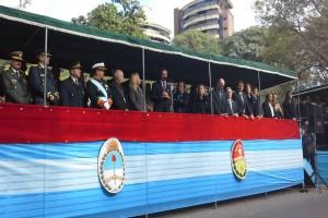 Acto Central Bicentenario - Foto El Diario