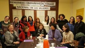 Información SIC 159-16 - Foto Consejo Nacional de las Mujeres