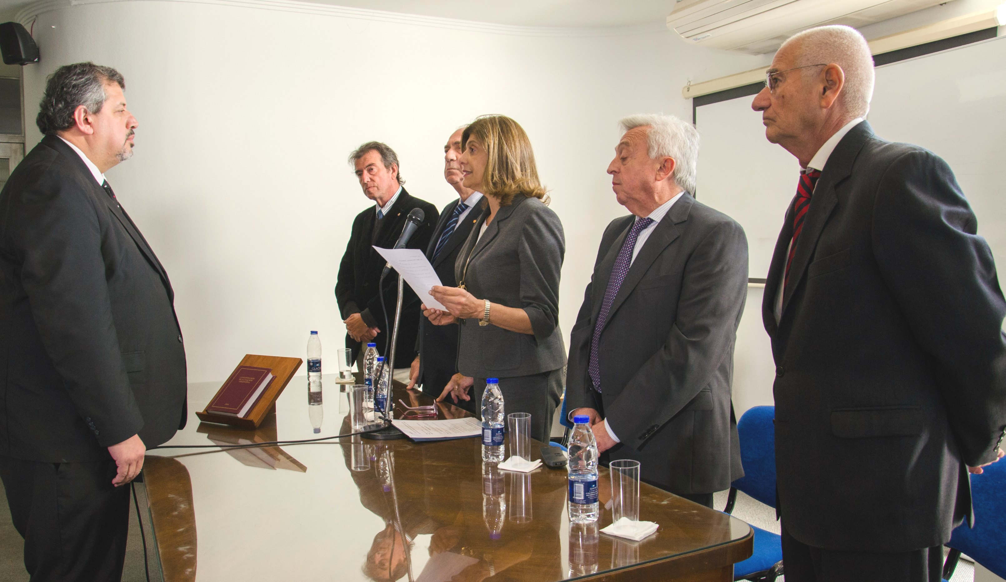 El STJ puso en funciones al Juez a cargo del  nuevo Juzgado de Garantías Nº 3 de Concordia