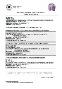 Información SIC 288-16 - REJUCAV - Ejemplo Positivo