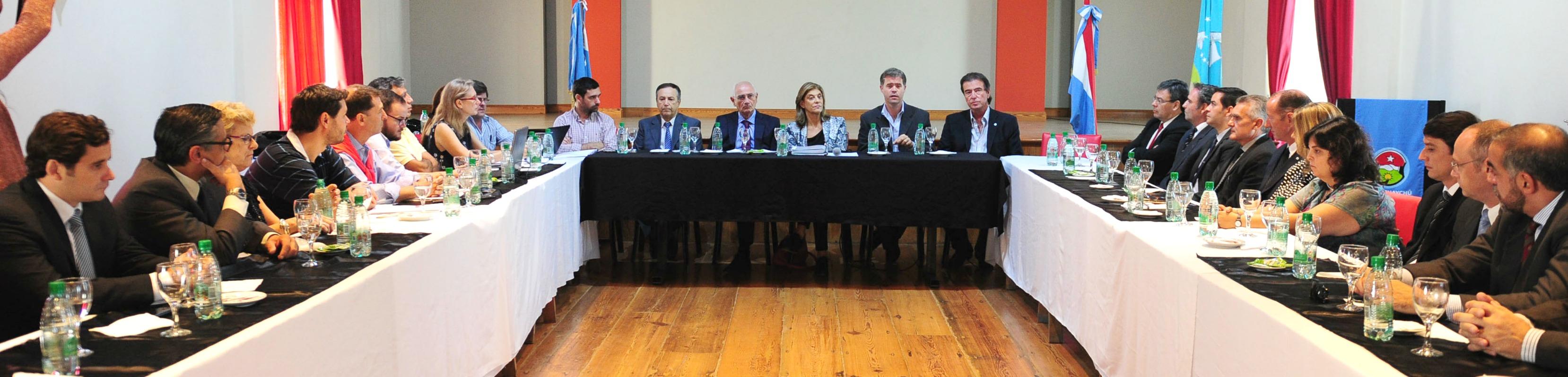 Significativo avance y consenso para la construcción de un nuevo edificio judicial en Gualeguaychú