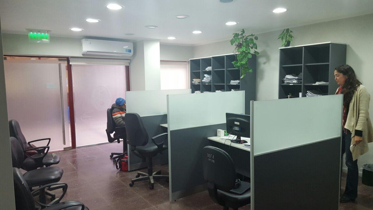 El Defensor General visitó las nuevas oficinas de las Defensorías de Concepción del Uruguay