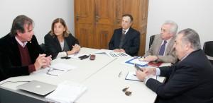 El Superior Tribunal de Justicia llevó a cabo su Acuerdo General 24/17 en las instalaciones del Poder Judicial de la ciudad de Rosario del Tala.