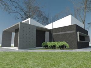 Nuevo Edificio Juzgado de Paz de María Grande