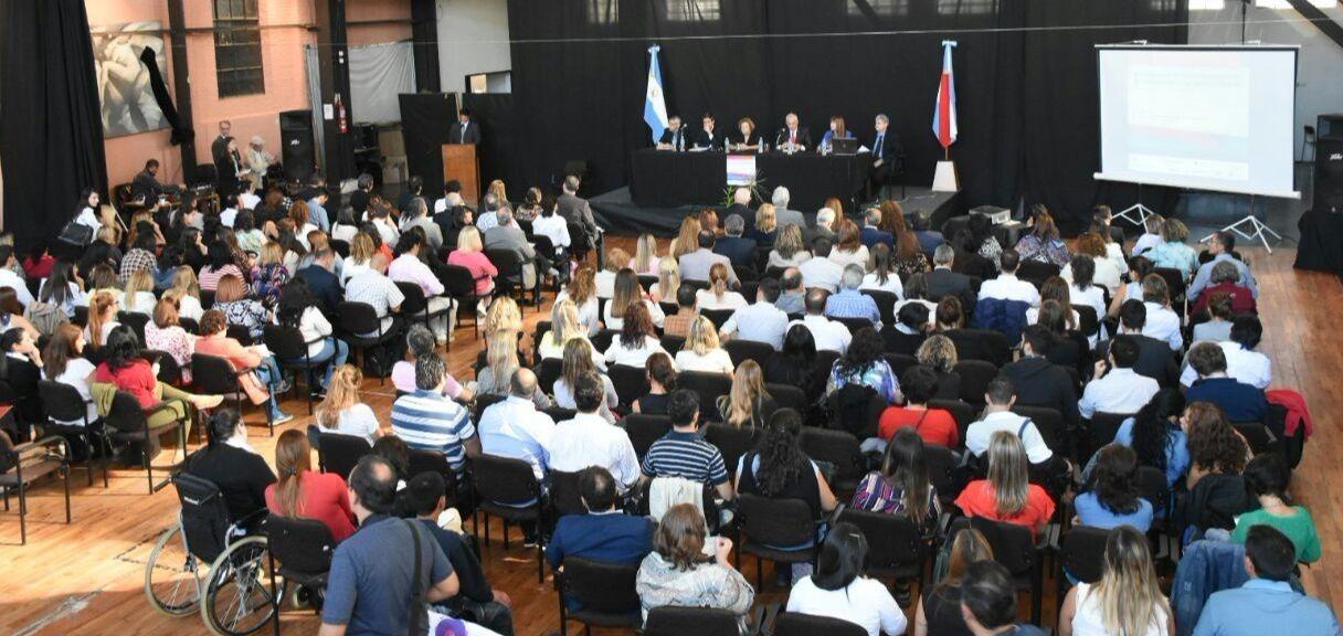 Se desarrolla en Paraná el primer Encuentro Nacional de Órganos de Revisión de la Ley de Salud Mental