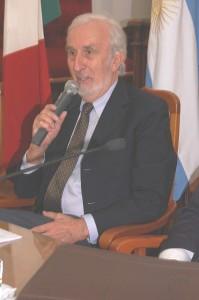 Dr Taruffo - Jornadas Justicia Civil y Oralidad - Santa Fe - 2