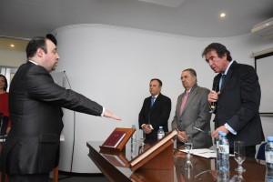 Dr. Sergio Rubén Adalberto Rondoni Caffa
