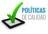Politicas de Calidad