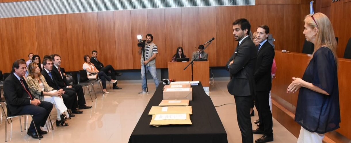 Se presentaron 7 ofertas para ejecutar la primera etapa de la obra del edificio anexo de los Tribunales de Paraná