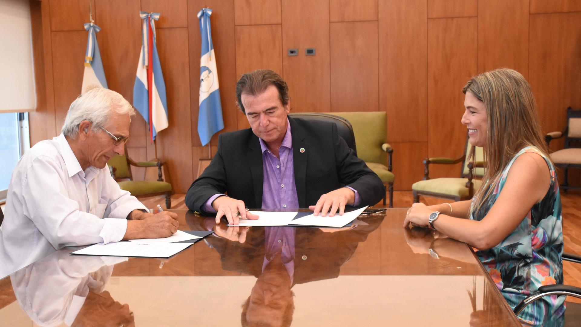 El STJ trabajará en la erradicación de la violencia de género junto al municipio de Villa Urquiza
