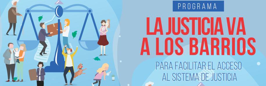 La Justicia va a los barrios: Este martes en el Club Argentino Juniors de Paraná