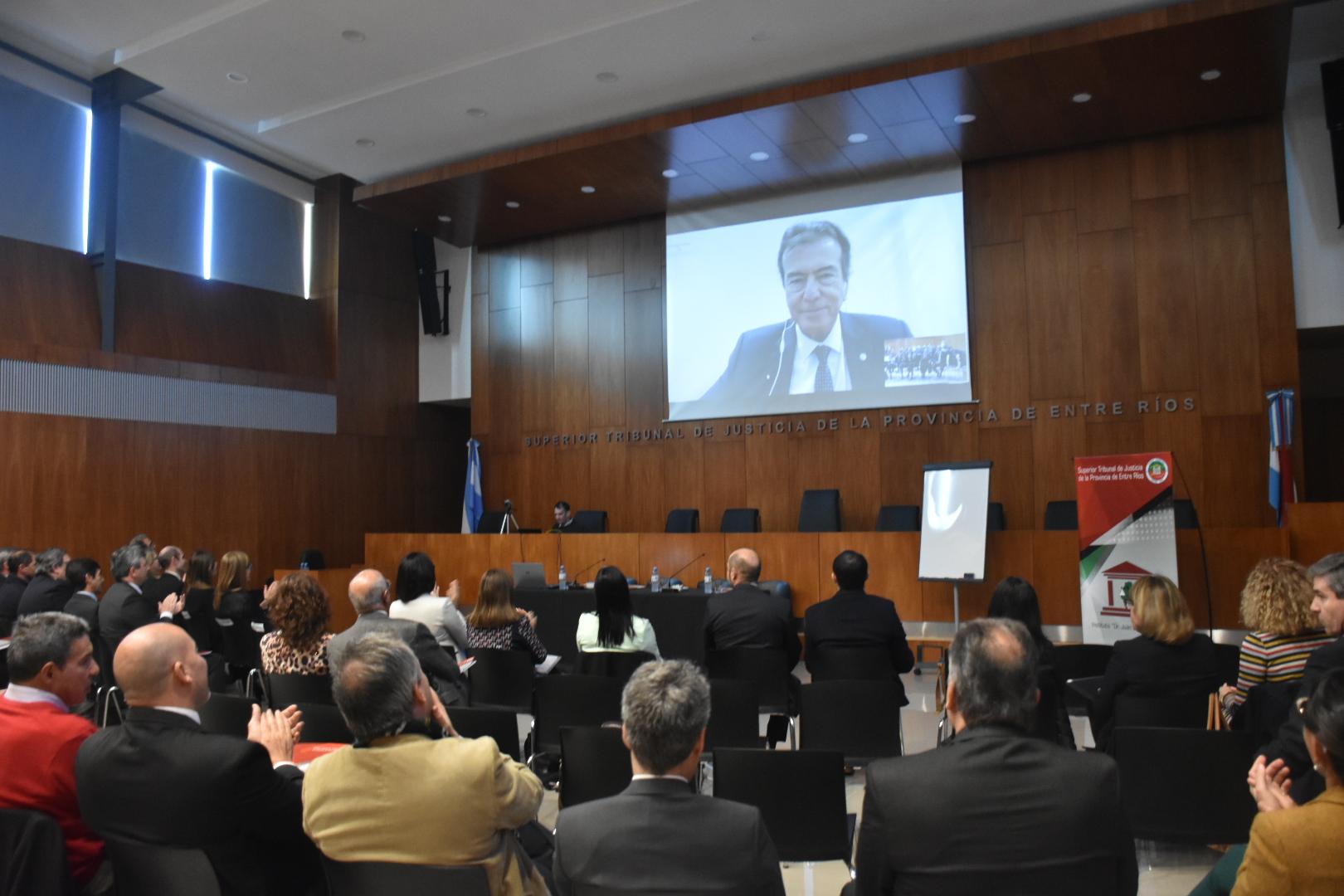 Se realizó una jornada de evaluación de la implementación de la oralidad en el Fuero Civil