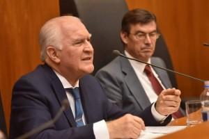 Dres. Héctor Granillo Fernández y Hugo Perotti