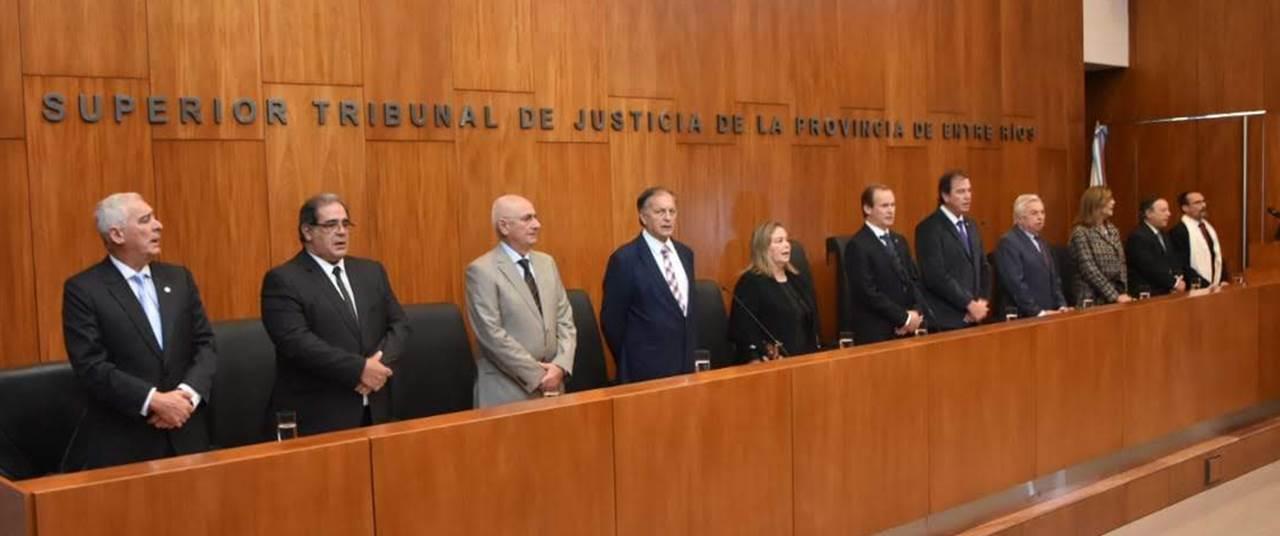 Amplio acuerdo para implementar el Juicio por Jurados en Entre Ríos