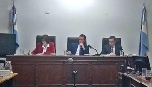 Por unanimidad se rechazó el recurso presentado por la defensa de Nahir Galarza. Se confirmó la condena