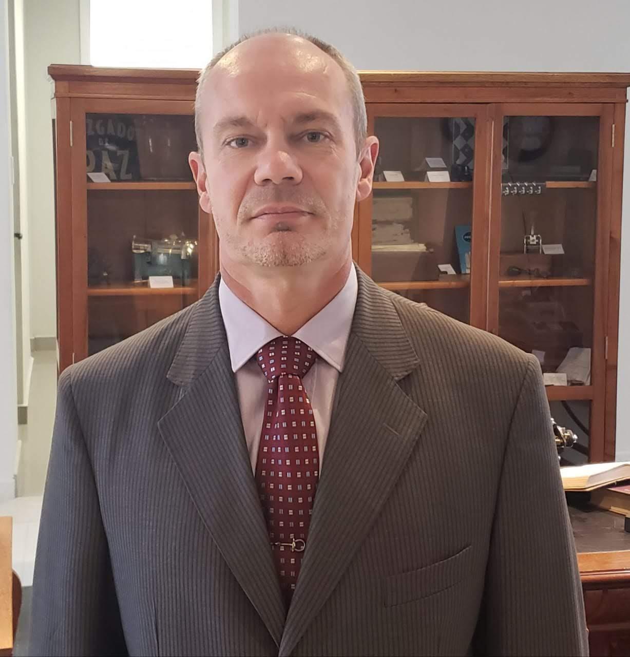 Darío Koch se hizo cargo de la Contaduría General del Superior Tribunal de Justicia de Entre Ríos
