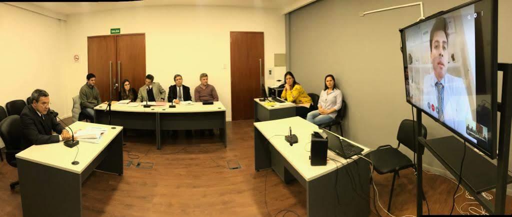 Nueva testimonial por videoconferencia en el fuero Civil y Comercial de Paraná
