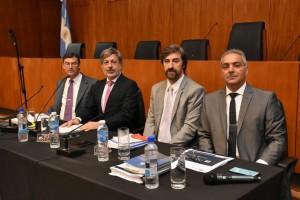 Hugo Perotti, Daniel Alfredo Carral, Ángel Giano, Germán Busamia