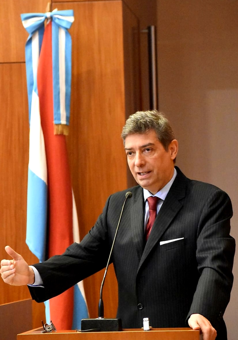 Horacio Rosatti disertará en Paraná