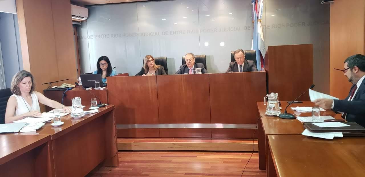 Femicidio de Josefina López: la Sala Penal Nº 1 no hizo lugar al recurso extraordinario presentado por Acuña