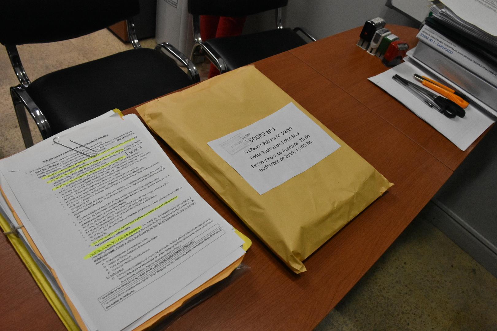 Nuevo llamado a licitación pública para la tercera etapa de un edificio judicial en Paraná