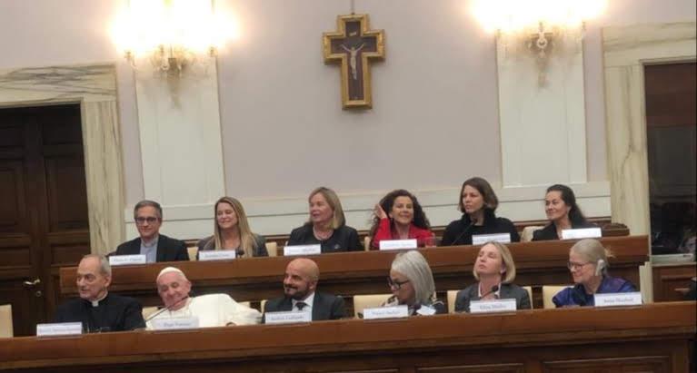 Susana Medina Vaticano