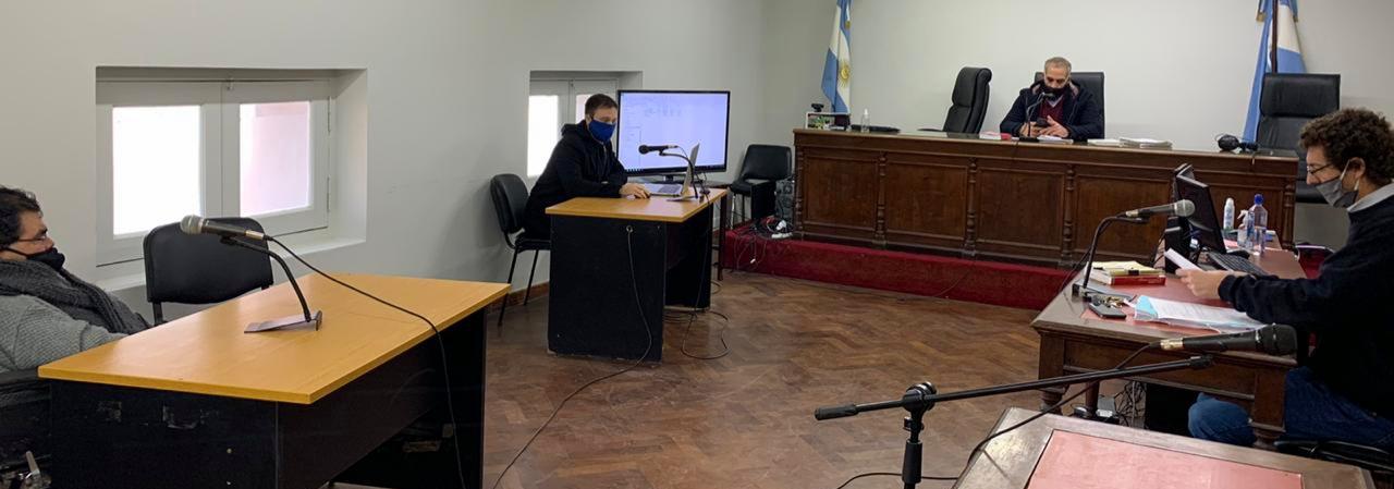 Se dispuso prisión preventiva por 90 días para Luis Castillo