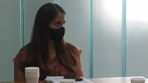 En la querella la abogada Alejandra Pérez.