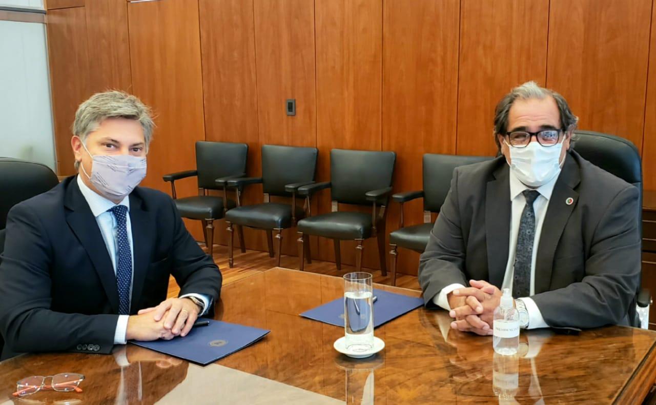 El Superior Tribunal de Justicia de Entre Ríos firmó un convenio con el Instituto del Seguro