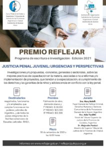 Premio REFLEJAR 2021